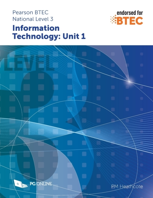 Pearson BTEC Level 3 in Information Tech