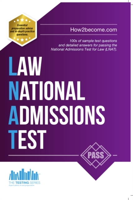 How to Pass the Law National Admissions