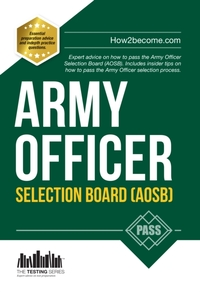 Army Officer Selection Board (AOSB) New