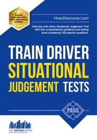 Train Driver Situational Judgement Tests
