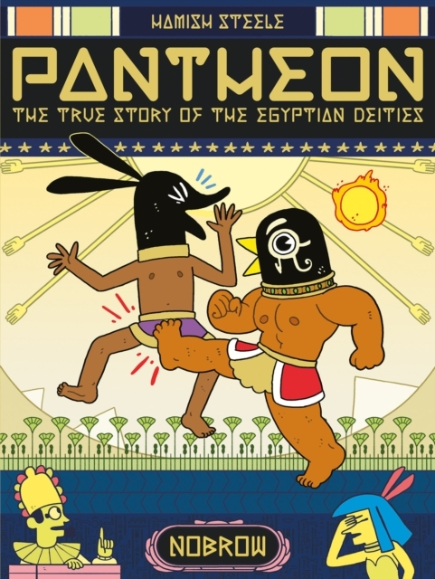 Pantheon: The True Story of the Egyptian