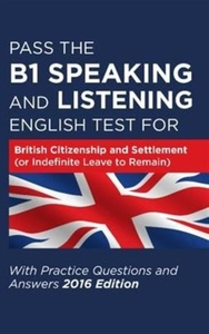 Pass the B1 Speaking and Listening Engli