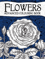 Flowers Extreme Colouring Book