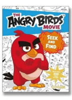 The Angry Birds Movie Seek and Find