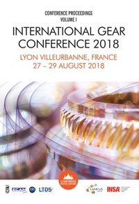 Gears Conference, Lyon, 2018