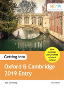 Getting into Oxford & Cambridge 2019 Ent