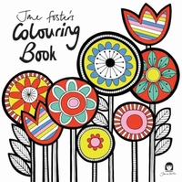 Jane Foster's Colouring Book