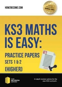 KS3 Maths is Easy: Practice Papers Sets