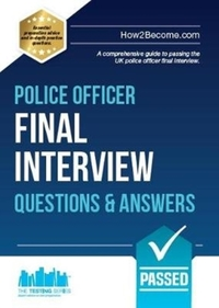 Police Officer Final Interview Questions