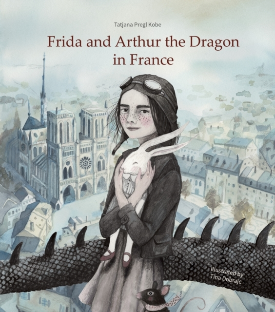 Frida and Arthur the Dragon in France
