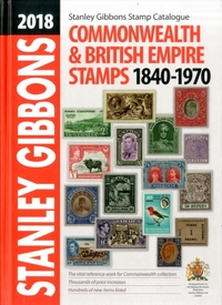 2018 COMMONWEALTH & EMPIRE STAMPS 1840-1
