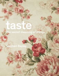 Taste: The Secret Meaning of Things