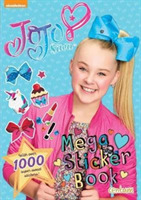 JoJo Mega Sticker Book