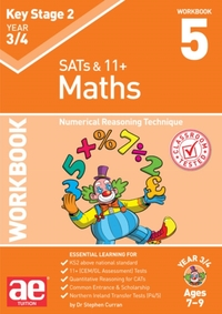 KS2 Maths Year 3/4 Workbook 5