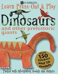 Learn, Press-Out & Play Dinosaurs