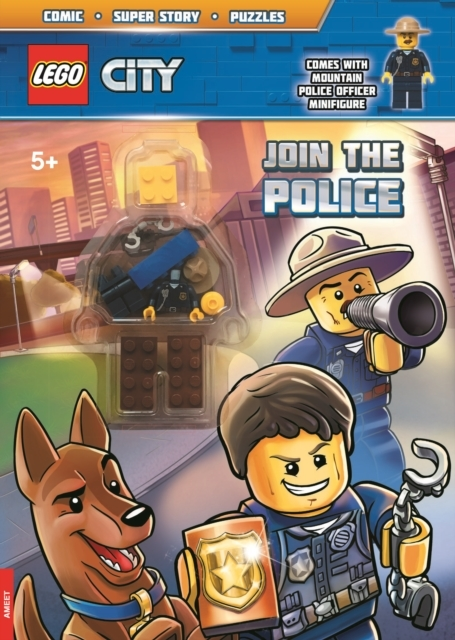 Lego - City - Activity Book with Mini Fi