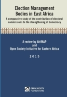 Election Management Bodies in East Afric