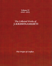 The The Collected Works of J. Krishnamur