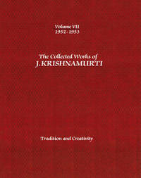The Collected Works of J.Krishnamurti  -