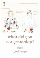 What Did You Eat Yesterday? Volume 3