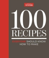 100 Recipes Everyone Should Know How To