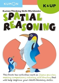 Thinking Skills Spatial Reasoning Kinder