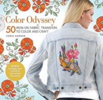 Color Odyssey: 50 Iron-On Fabric Transfe