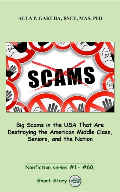 Bilde av Big Scams In The Usa That Are Destroying