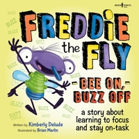 FREDDIE THE FLY BEE ON BUZZ OFF
