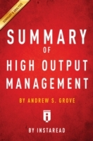 "Bilde av Guide To Andrew S. Grove""s High Output M'"