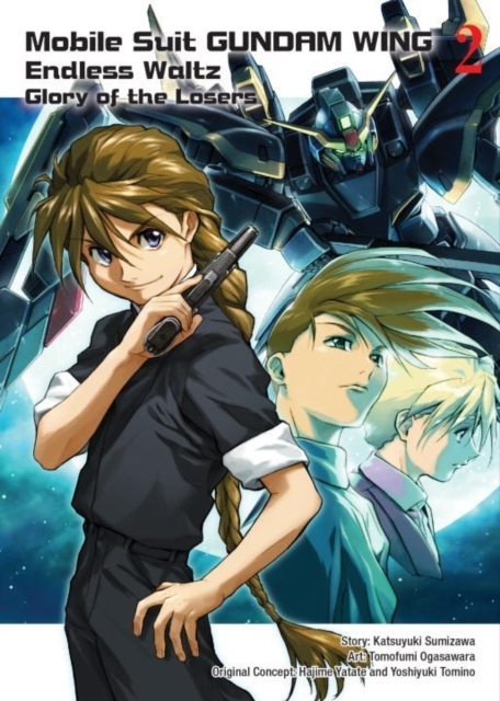 Mobile Suit Gundam Wing 2: The Glory Of