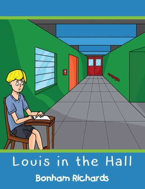 Louis in the Hall