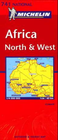 Africa, north and west = Afrique, nord e