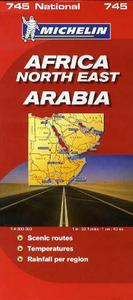 Africa north-east, Arabia = Afrique nord