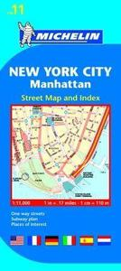 New York City / Manhattan Map: Manhattan