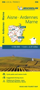 Aisne, Ardennes, Marne - Michelin Local