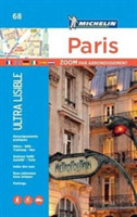 Paris par arrondissement - Michelin City