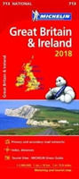 Great Britain & Ireland 2018 National Ma