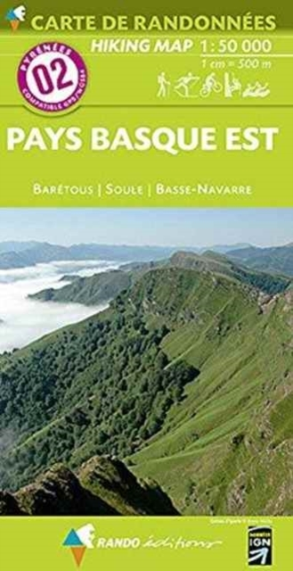 Pays Basque East - Baretous - Soule-Bass