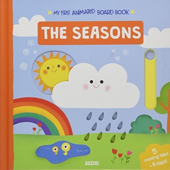 Seasons, My First Animated Board Book