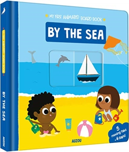 My Animated Board Book: By the Beach
