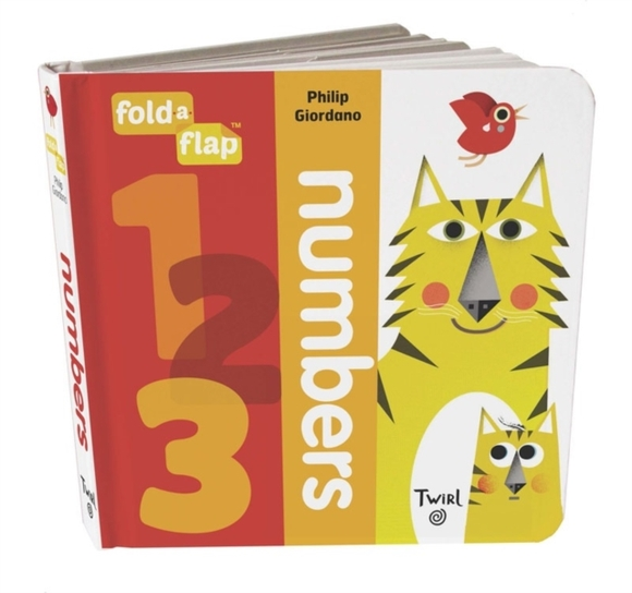 Fold-a-Flap: Numbers