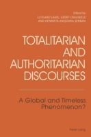 Totalitarian and Authoritarian Discourse