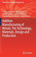 Additive Manufacturing of Metals: The Te
