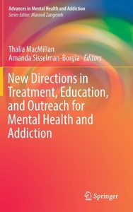 New Directions in Treatment, Education,