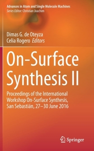 On-Surface Synthesis II