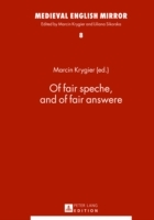 Of fair speche, and of fair answere