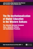 The Re-Institutionalization of Higher Ed