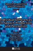Individual Differences in Speech Product