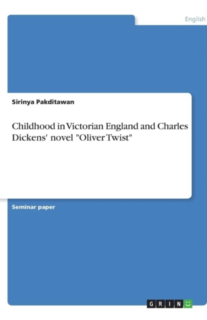 Childhood in Victorian England and Charl